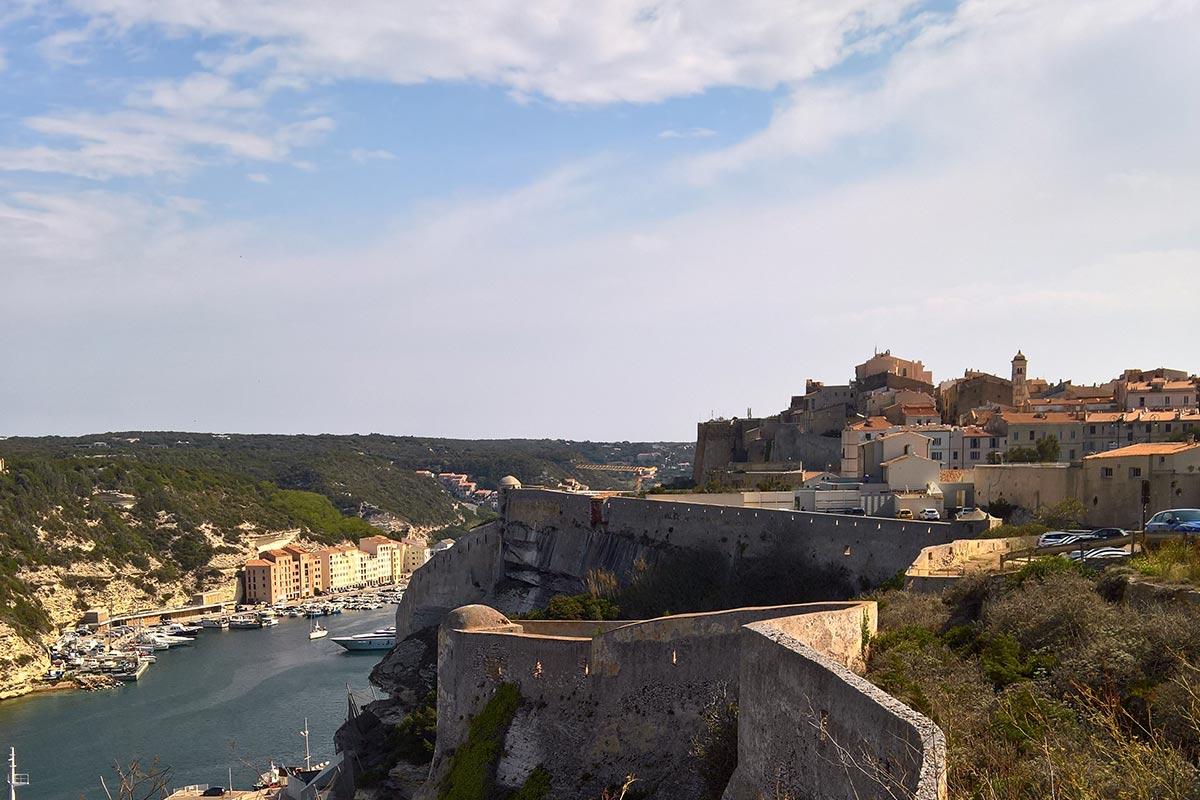 Haute Ville Et Marine