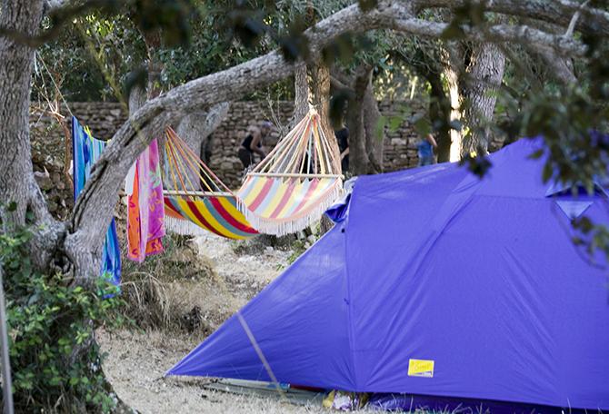 Slider Le Camping